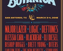 Botanica Music Festival 2018 Lineup w/ Deftones, Major Lazer, Logic – Tickets