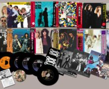 Cheap Trick's 'Epic Albums' Charts @ #2 Thru #13 on Japan's Oricon Chart – MINI LP BLU-SPEC CD2, BOX