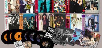 Cheap Trick's 'Epic Albums' Charts @ #2 Thru #13 on Japan's Oricon Chart – MINI LP BLU-SPEC CD2, BOX