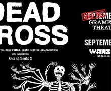 Dead Cross Warsaw Tickets Released, Purchase, Buy, Limited Amount Available