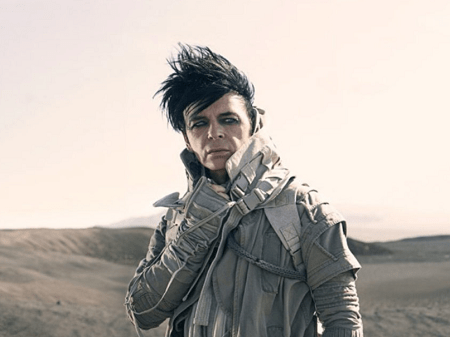 "Listen: Gary Numan ""When The World Comes Apart"" - New Song, New Album"