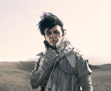 "Listen: Gary Numan ""When The World Comes Apart"" – New Song, New Album"
