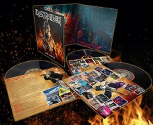 Iron Maiden 'THE BOOK OF SOULS: LIVE CHAPTER'
