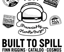 2017 Modest Music Fest: Built to Spill, Finn Riggins, Tickets, Lineup