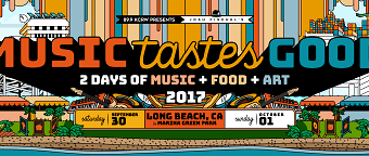 Music Tastes Good 2017 w/ Ween, Sleater-Kinney, Built to Spill, Los Lobos, Juana Molina