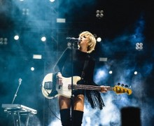 Phantogram's Sarah Barthel Opens Up About Her Sister's Recent Suicide