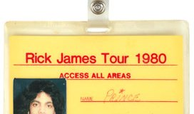 Rare Prince Items Up for Auction
