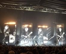 Setlist: Rolling Stones Amsterdam, Holland Arena 2017, Photos