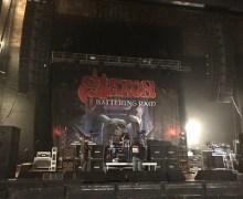 Saxon/UFO @ Palladium Worcester, MA 9/29
