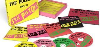 Sex Pistols 'Never Mind The Bollocks, Here's The Sex Pistols' 40th Anniversary Box Set