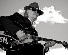 Peter Gabriel / Lou Reed Guitarist, Steve Hunter,  Set to Release Final Album