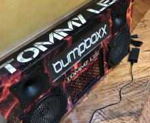The Tommy Lee Bumpboxx Ghetto Blaster