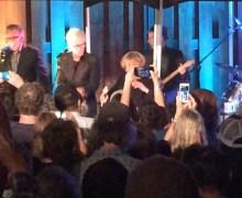 Tom Waits Joins Mavis Staples On Stage in Petaluma