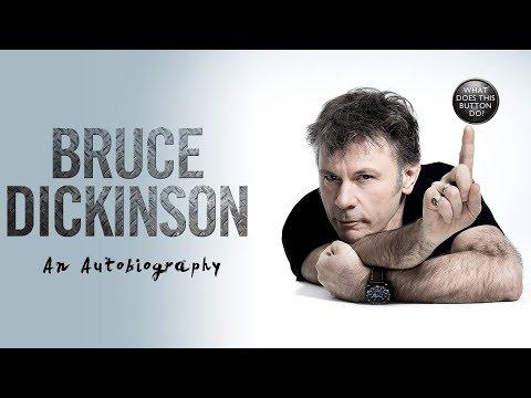 Bruce Dickinson Book Signing Schedule U.S. / UK Robinsons Brewery