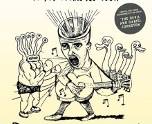 Daniel Johnston w/ Jeff Tweedy Adds 2nd Chicago Show @ The Vic, Wilco