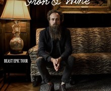 Iron & Wine to Launch U.S. Tour Dates w/ 2 Sold Out Chicago Shows + Tickets, Dates