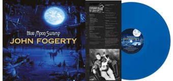 John Fogerty Blue Moon Swamp 20th Blue Vinyl Anniversary, LP