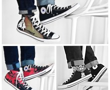 Rick Springfield Chuck Taylor Shoes Announced