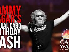 Sammy Hagar Birthday Bash Movie in Theaters Dec. 5th