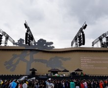 U2 Mexico City w/ Noel Gallagher @ FORO SOL, Fotos, Photos, Videos, Soundcheck, Recap