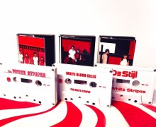 White Stripes: Cassette Day 1st 3 Albums