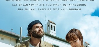 Angus & Julia Stone 2018 South Africa Tour, Tickets, Dates