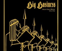 Big Business Box Set, 4 LP, Head For The Shallow, Here Come The Waterworks, Mind the Drift