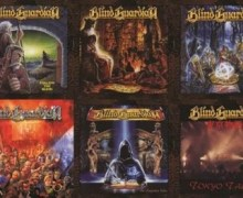 Blind Guardian Back Catalog to be Re-Released, 1988 to 2003