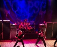 Cannibal Corpse: NYC Stage 48 Show Moved to Irving Plaza, New York