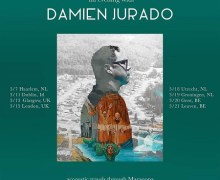Damien Jurado 2018 Tour, Tickets, Dublin, London, Glasgow, UK, NL, BE, IE