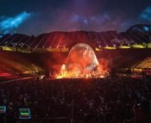 David Gilmour on BBC Two TV – Live at Pompeii