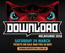 Download 2018 Melbourne Australia, Tickets, Korn, Prophets of Rage, Suicidal Tendencies