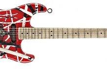 Eddie Van Halen Guitar Stolen From Hard Rock Cafe in San Antonio, TX