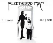 Fleetwood Mac's 1975 Self-Titled Album 3CD/LP/DVD Deluxe Editions Coming, S/T