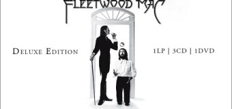 Fleetwood Mac's 1975 Self-Titled Album 3CD/LP/DVD Deluxe Editions Coming, S/T
