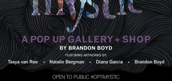 Incubus Vocalist Brandon Boyd to Unveil Artwork in Los Angeles