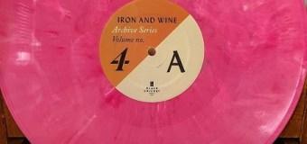 Iron & Wine Archive Series Volume No. 4 on Pink Vinyl – The Shepherd's Dog LP