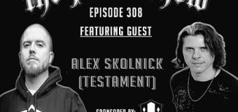 The Jasta Show Podcast w/ Alex Skolnick of Testament, Listen