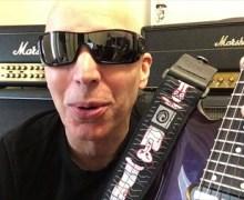 """Joe Satriani """"Cherry Blossoms"""" New Song"""