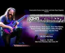 John Petrucci's Guitar Universe 2.0 w/ Al Di Meola