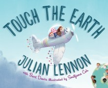 Opportunity: Win Julian Lennon Jigsaw Puzzle 'Touch the Earth'