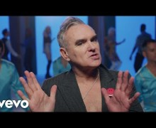 "Morrissey ""Jacky's Only Happy When She's Up on the Stage"" Official Video Premiere"