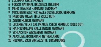 Noel Gallagher Europe Tour 2018, Tickets, Dates, Paris, Milan, Düsseldorf, Hamburg, Amsterdam, Munich