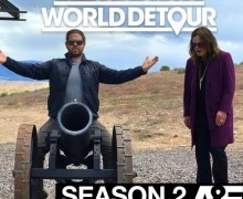 Ozzy & Jack's World Detour Season 2 Premiere