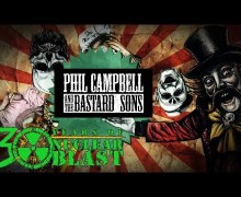 """Phil Campbell and the Bastard Sons """"Ringleader"""" New Song"""