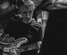 """Roger Waters: Studio Clip from """"Is This The Life We Really Want"""" Recording Sessions"""