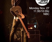 Spoon on Tonight Show Starring Jimmy Fallon