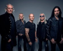 Uriah Heep New Album 'Living the Dream' Announced