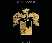 Al Di Meola New Album 'Opus' Announced