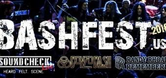 2018 BONZO BASH, Tickets, RANDY RHOADS REMEMBERED, SOUNDCHECK LIVE, BASHFEST